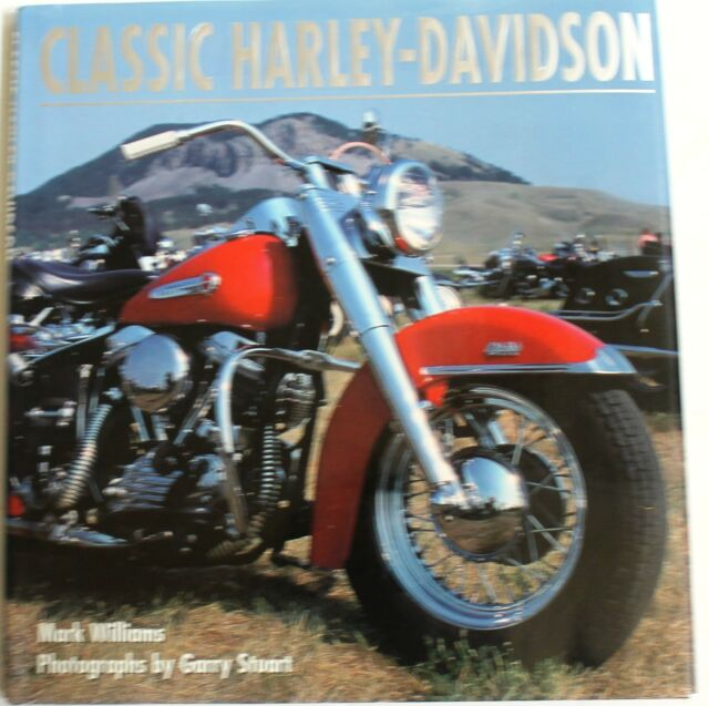 Classic Harley-Davidson  by Martk Williams - 2002