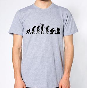 Gamer-Evolution-T-Shirt-Computer-Laptop-Gaming-Top-Game-T-Shirt