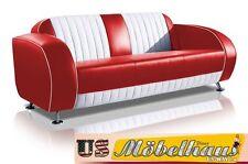 G63R Bel Air Amerikanische Möbel Designer Sofa Wohnzimmer Sessel Retro 50er