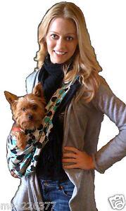 NEW-LittleRubi-pet-dog-carrier-sling-tote-32-colors-S-M-L-XL-u-choose