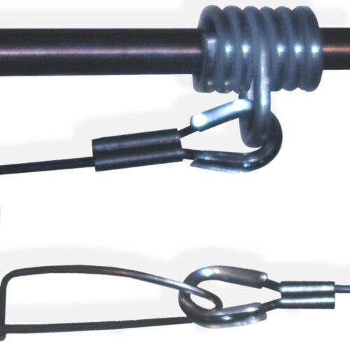 Make 5 Line Rigs incl 100ft Line,Crimps,Thimbles Speargun 250lb Mono Line Kit