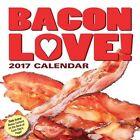 Bacon Love 2017 Daytoday Calendar 9781449476519