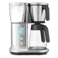 Breville BDC400BSS Precision Brewer Glass, 12 Cup, Stainless Steel refurbished