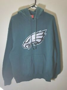 Midnight Green Hoodie Size Large