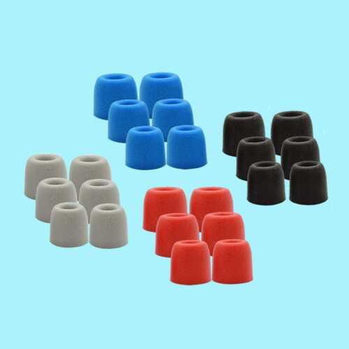 Memory Foam EARBUDS EARTIPS EAR TIPS for SHURE SE 215 315 425 535 846 530 420