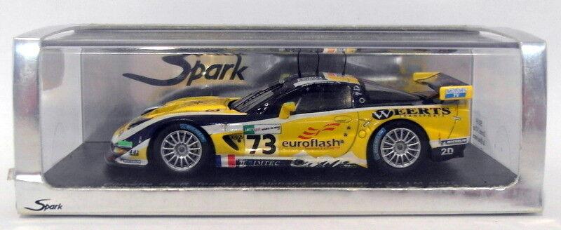 Spark Models 1 43 Scale - S0169 Corvette C5-R Luc Alphand Adventures LM 2007