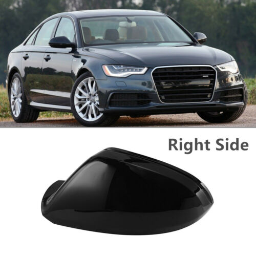 Fits for Audi A6 Quattro 2011-2018 S6 13-17 Right Side Rearview Cover Mirror Cap