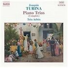 Joaquin Turina - Turina: Piano Trios (Complete, 2001)