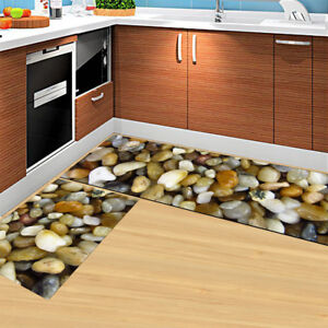Image Is Loading 3D Road Entrance Floor Mat Kitchen Runner Rug