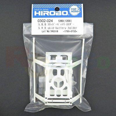 HIROBO 0302-024 SRB Skid /& Battery Holder