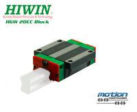 Hiwin Hgw20cczac Flange Block / Hgw20 Series / 20mm