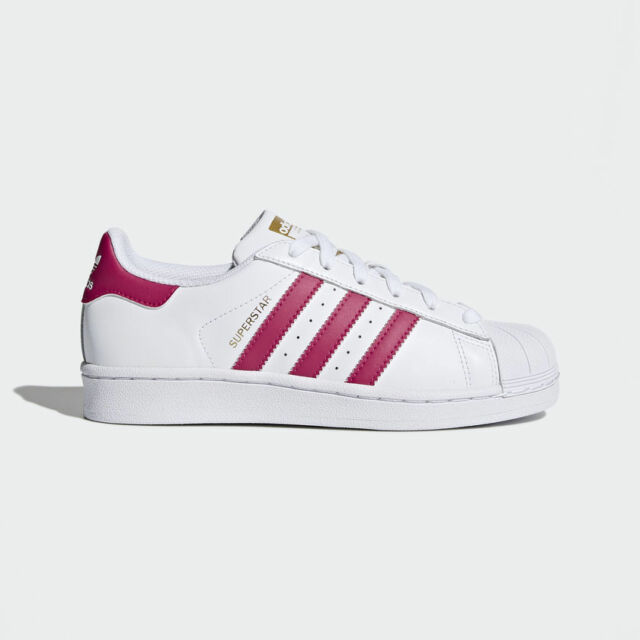 adidas Superstar Foundation J Girls Sneaker B23644 7