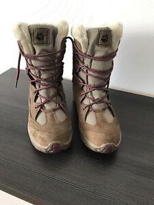 Details zu Jack wolfskin Damen Outdoor Stiefel Schuhe Icy Park Texapore Women Gr 37