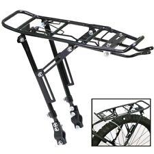 Alloy Rear Bicycle Pannier Rack Carrier Bag Luggage Cycle Mountain Bike Bla N8g7