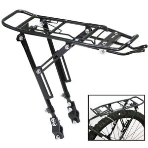 Alloy-Rear-Bicycle-Pannier-Rack-Carrier-Bag-Luggage-Cycle-Mountain-Bike-O5H5