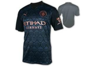 Puma-Manchester-City-Away-Shirt-20-21-MCFC-Auswaerts-Trikot-Cityzens-S-XXL
