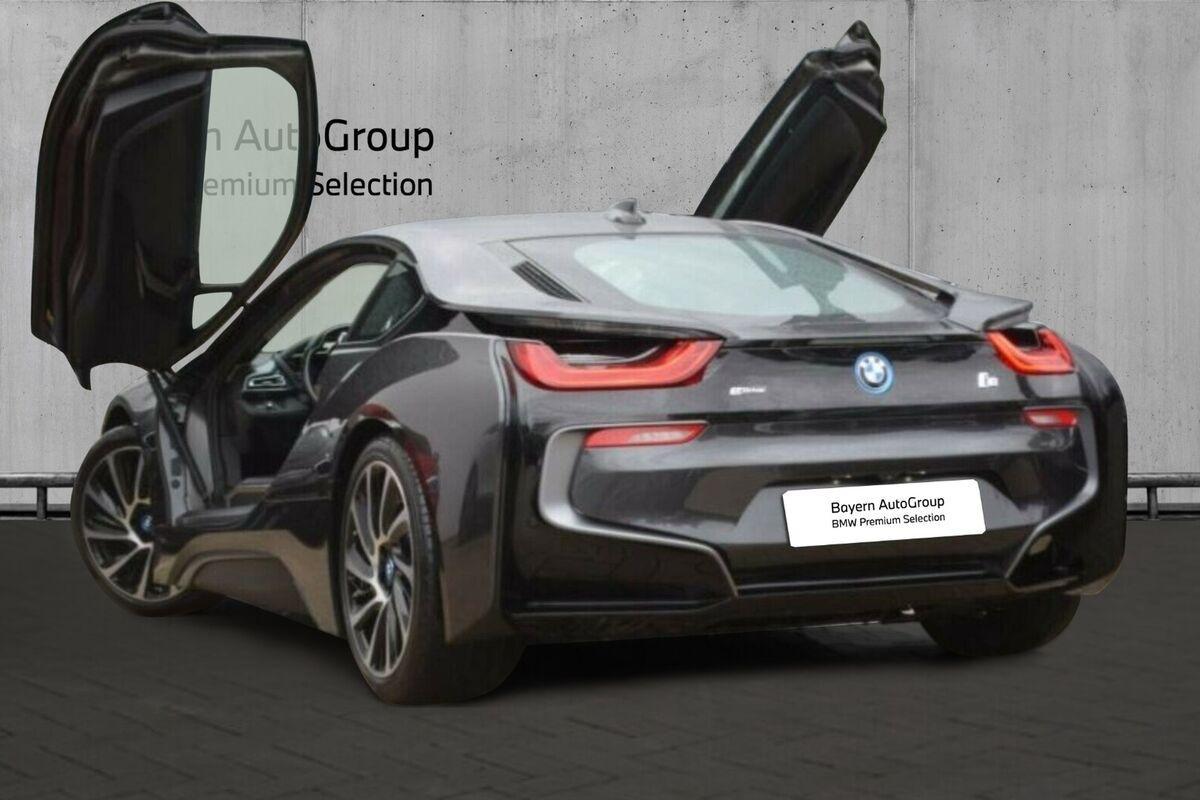 BMW i8 eDrive Coupé
