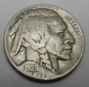 "1926 P INDIAN HEAD /""BUFFALO/"" NICKEL   *AG OR BETTER*   **FREE SHIPPING**"