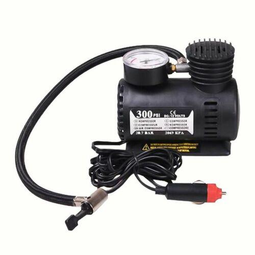 12v Mini Air Pump Vehicle Tire Air Compressor Portable Electric Small Pump HW