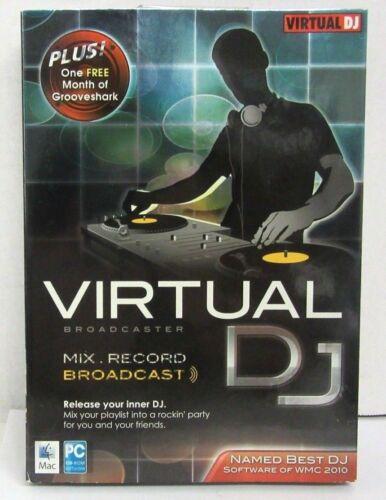 Virtual DJ Broadcaster for Mac//Windows 26630-SLV