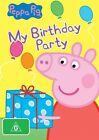 Peppa Pig - My Birthday Party (DVD, 2014)