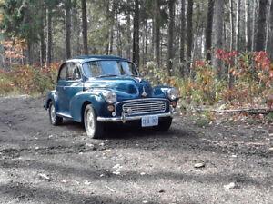 Classic 1964 Morris Minor 1000