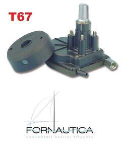 SCATOLA GUIDA TIMONERIA T67 ULTRAFLEX - TIMONERIA BARCA GOMMONE MONOCAVO M58