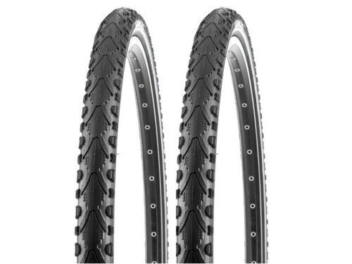 2 Fahrrad Reifen 700x35C KENDA KHAN Reflex Pannenschutz und für E-Bike