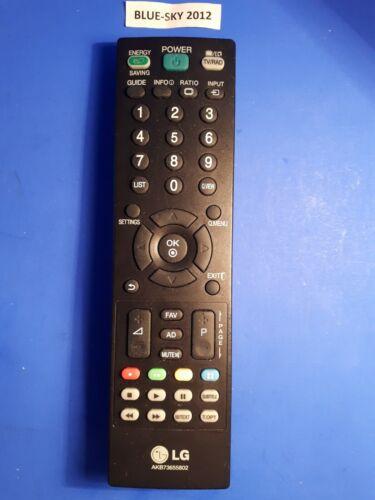 ORIGINAL LG AKB73655802 Remote Control 32LS345T 42LS3450 42LS345