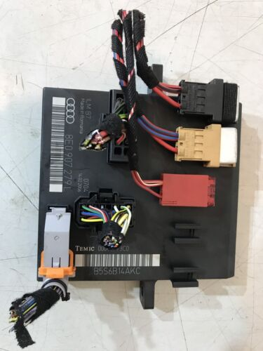 Audi A4 B7 2006 On Board Power Supply Control Module 8E0907279L