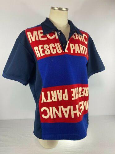 Comme de Garcon collared T-shirt