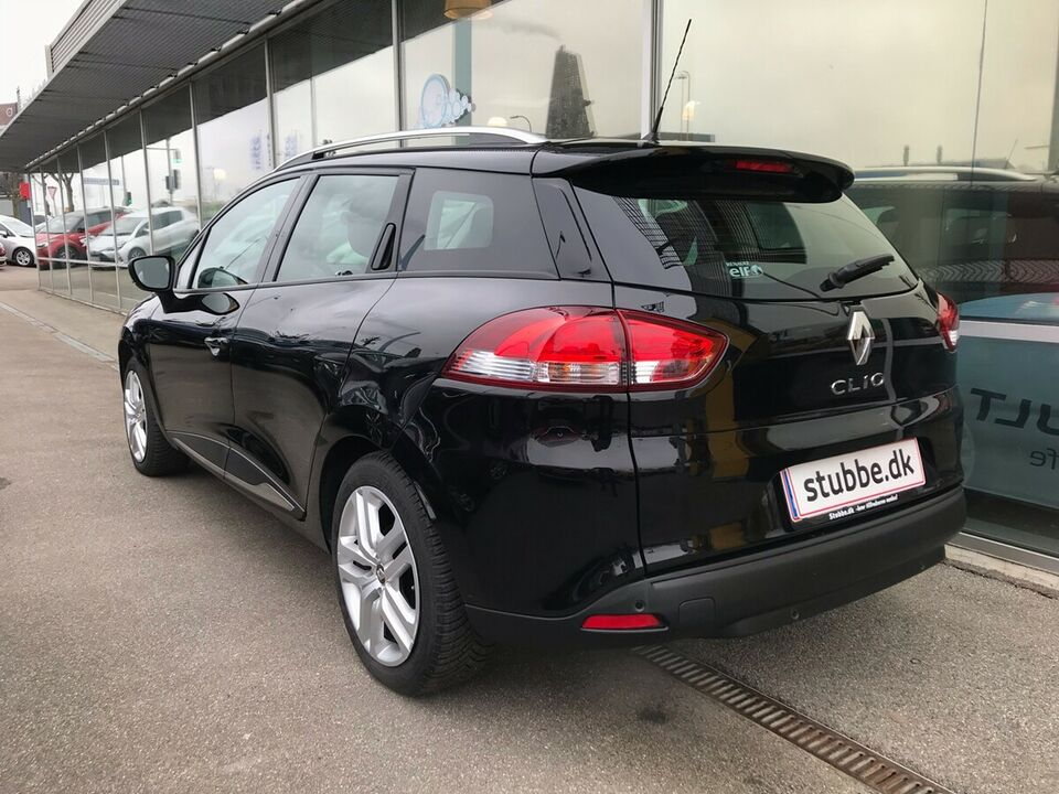 Renault Clio IV 0,9 TCe 90 Zen ST Benzin modelår 2019 km 17000