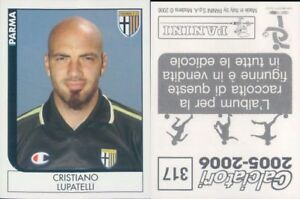 CALCIATORI-PANINI-2005-06-Figurina-sticker-N-317-NEW