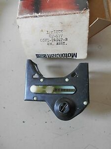 nos 1966 lincoln continental neutral safety switch ebay. Black Bedroom Furniture Sets. Home Design Ideas