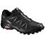 Salomon-GTR-4-383130-schwarz-black-schwarz-metallic-Herren-Wanderschuhe-Wanderstiefel-Schuhe Indexbild 1