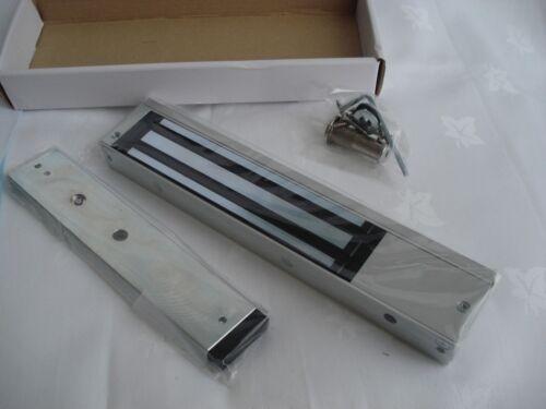 600lb Electromagnetic Lock Fail Safe U10001DS-U Access Control Systems 272Kg