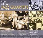 All Star Jazz Quartets [Box] by Various Artists (CD, Apr-2006, 4 Discs, JSP (UK))