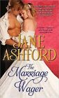 The Marriage Wager by Jane Ashford (Paperback / softback, 2014)