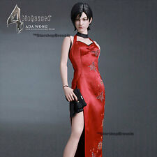 """RESIDENT EVIL 4 - Ada Wong 1/6 Action Figure 12"""" Hot Toys"""