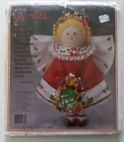 Daisy Kingdom Holiday Angel Decoration Fabric Panel Christmas Sewing Craft