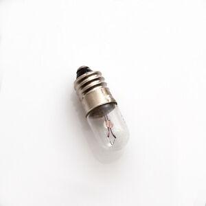 10x E10 Ampoule Pilote Lamp 10x28/pilote Lampe Bulb/6 V 6,3 V 7 V 8 V 12 V 24 V-afficher Le Titre D'origine O2f6ti4a-07161640-360068464