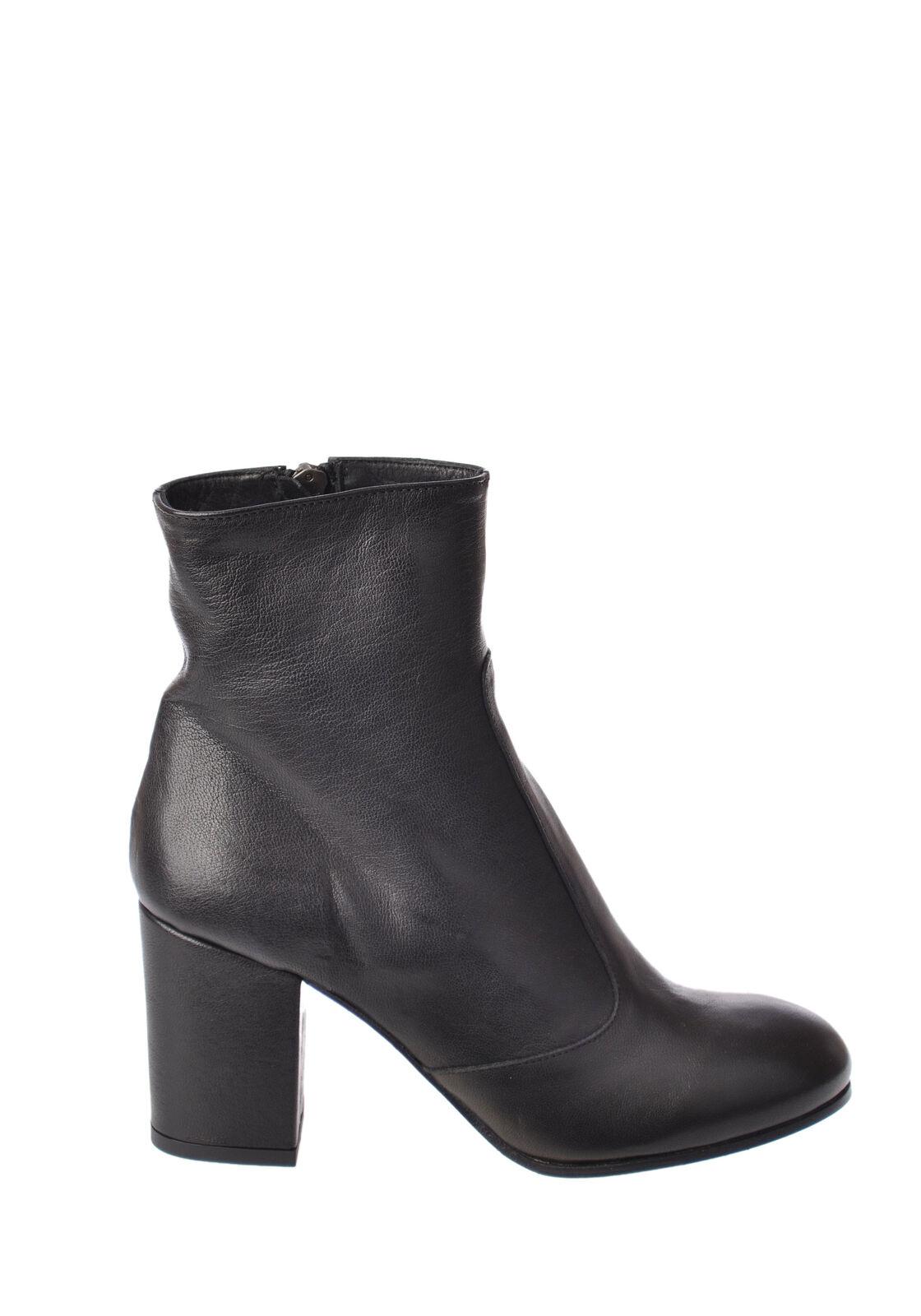 Lemarè-botas al tobillo-mujer-negro - - - 2837031N174419  de moda