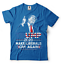 Donald-Trump-2020-Re-election-T-shirt-Make-Liberals-cry-again-Republican-Tee thumbnail 2