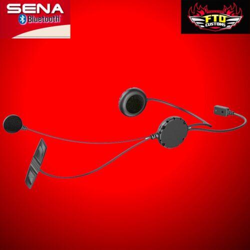SENA 3S-W Wired Bluetooth 3.0 Headset Intercom Microphone Single Kit Full Face