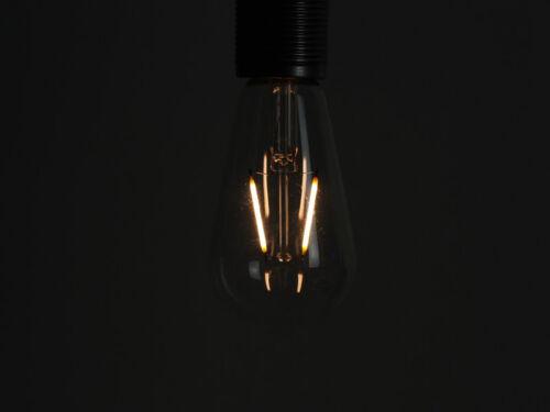 Vintage Industrial Dimmable LED Filament Edison Light Bulbs E27 ES /& B22 Bayonet