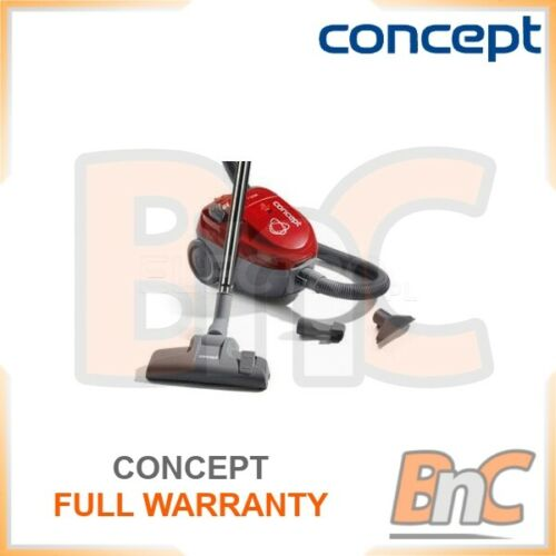 Cylinder Vacuum Cleaner Concept VP-8350 Bello 700W Full Warranty Vac Hoover