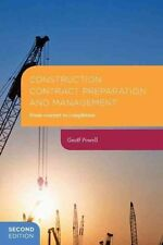 construction management in practice langford david fellows richard f newcombe robert urry sydney