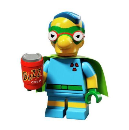 Lego Milhouse 71009 RETIRED LEGO Series 2 Mini-figures Fallout Boy Simpsons