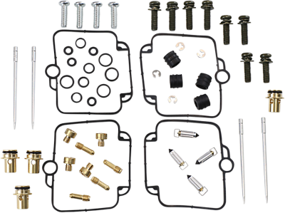 New Carburetor Carb Rebuild Kit For 1990-1992 Suzuki GSX-R750 GSXR750 GSXR 750