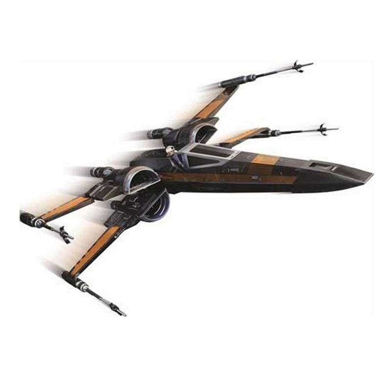 Star Wars le Réveil de la Force Poe 'S X-Wing Combat Starship Hot Wheels Elite